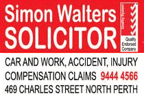 Simon Walters solicitor